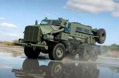 Casspir Mk6 A large 6x6 armored personnel carrier, it seats a maximum of 16 troops + 2 drivers.