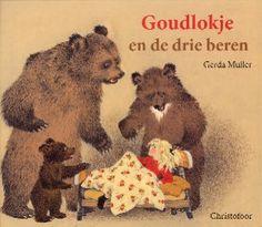 Goudlokje en de drie beren - Gerda Muller(+4)