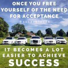 Once you free yourself of the need for acceptance it becomes a lot
