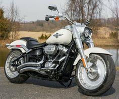 Harley Davidson Softail Fatboy Fat Boy FLFBS 114