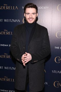 """Richard Madden Photos - Actor Richard Madden attends """"Cenicienta"""" (Cinderella) photocall on March 2015 in Madrid, Spain. - 'Cinderella' Photo Call in Madrid Hottest Guys, Hottest Guy Ever, Richard Madden Shirtless, Empty Cup, King In The North, Celebs, Celebrities, Sebastian Stan, Man Candy"""