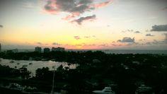 Ft. Lauderdale sunset