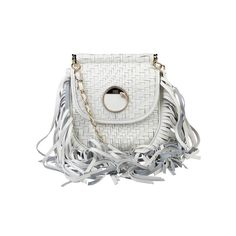 Cavalli Class Tassels Bag In White Destination Finale, Lulu Fashion, Logo Line, Hipster Outfits, Outlet, Online Shopping For Women, Wholesale Fashion, Converse Chuck Taylor, High Top Sneakers