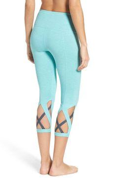 2c4c233a79 Zella High Waist Camila Crop Leggings