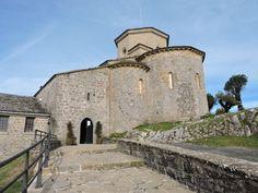La entra da al Santurario de San Miguel