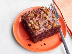 Spicy Texas Sheet Cake Recipe | Food Network Kitchen | Food Network