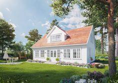 Sørlandshus Skipperhus