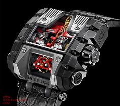 T-1000 Gotham by Rebellion Timepieces (2013)