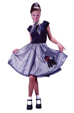1c8b5d429c2f Bobby Soxer Sm-Md Adult Costumes, Costumes For Women, Halloween Costumes,  Sweater