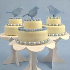 Chocolate Covered Oreos Mini Wedding Cake Mold    http://www.fancyflours.com/product/Chocolate-Covered-Oreos-Mini-Wedding-Cake-Mold/wedding-party-theme