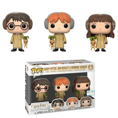 Learn about the many different Funko Pop Harry Potter Figures and where you can buy them. Harry Potter Pop Vinyl, Harry Potter Pop Figures, Harry Potter Fiesta, Harry Potter Hermione, Objet Harry Potter, Funko Harry Potter, Hermione Granger, Draco Malfoy, Skottie Young