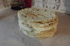 PITA-Upečte si na panvici najstarší chlieb na svete, pri ktorom nemusíte čakať pokiaľ vám vykysne cesto.