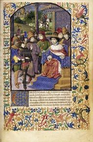 French Manuscript Illumination of the Middle Ages