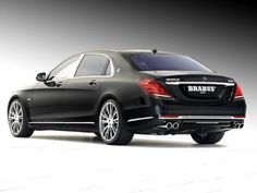 Brabus Has Created A Luxurious Monster: Meet The 900-HP Maybach
