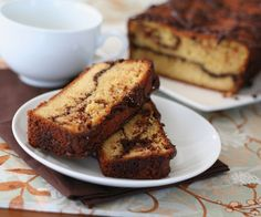 Chocolate Orange Swirl Bread - Low Carb and Gluten-Free