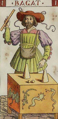 I. The Magician: Tarot of the Master
