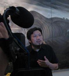 artist Liu Yaming (b1962, Nei Jiang, Si Chuan Province)