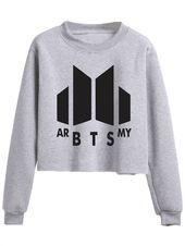 ˗ˏˋ sᴇᴄʀᴇᴛ sᴏғᴛɪᴇ ˎˊ˗ outras roupas, roupas perfeitas, moletom com capuz, Bts Hoodie, Bts Shirt, Korean Fashion Trends, Kpop Fashion, Fashion Outfits, Kpop Outfits, Trendy Outfits, Cute Outfits, Army Clothes