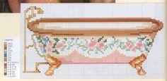 Caballos,Abecedarios punto de cruz graficos gratis y mucho mas... Bath Design, Counted Cross Stitch Patterns, Crochet Accessories, Toy Chest, Blackwork, Embroidery, Handmade, Calendar, Towel
