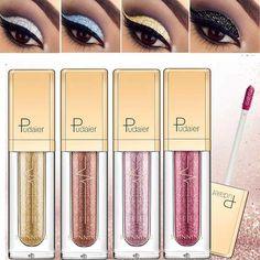Multipurpose Shimmer Glitter Eye Shadow Powder Palette Matte Eyeshadow Cosmetic Makeup Life Paleta Sombras Focallure Ucanbe A25 Elegant Shape Beauty Essentials