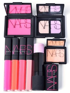 NARS summer 2015 collection