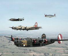 Le P-51 Mustang, les nazis lui disent merci... - Le journal de Planck