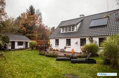 Huset til den lille familie eller parret der ønsker at bo grønt Lynggårdsvej 15, 8600 Silkeborg - Villa #villa #silkeborg #selvsalg #boligsalg #boligdk
