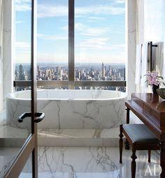 A Sophisticated Manhattan Apartment by Carlos Aparicio   Architectural Digest
