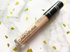 Catrice - Concealer - Liquid Camouflage High Coverage Concealer Voss Bottle, Water Bottle, African Beauty, Concealer, Lifestyle Blog, Camouflage, Lipstick, Face, Lipsticks