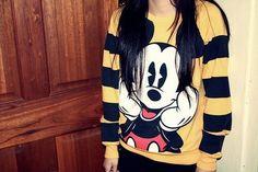 Hello Mickey Mouse:)
