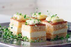 Lemon pastry.