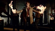 SO FATE COMMANDS! New trailer for NBC's Constantine hints at Justice League member cameo