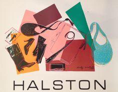 #HALSTON Advertising Campaign - Men's Wear 1982