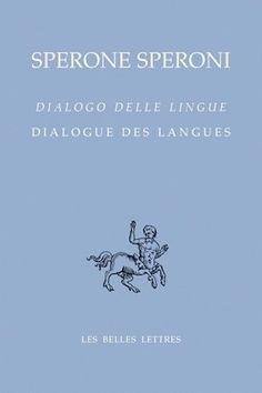 Dialogue des langues / Dialogo delle lingue