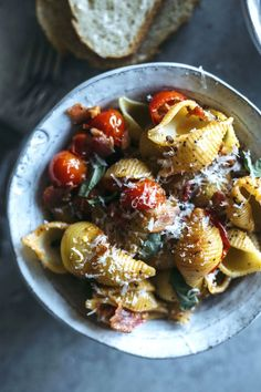 Garlic Tomato Pasta