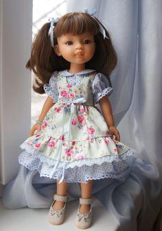 Малуша Паола Рейна / Куклы Паола Рейна, Paola Reina / Бэйбики. Куклы фото. Одежда для кукол