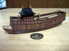 Boat Stuff, Aircraft Carrier, Boat Building, Middle Ages, Warfare, Japanese Art, Samurai, Medieval, Ships