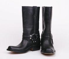Manual kožne zatupaste kaubojke sa karikom Candle Stand, Leather Boots, Riding Boots, Manual, Diy, Shoes, Fashion, Horse Riding Boots, Moda
