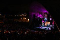 Teatro de Verano en el Parque Rodó