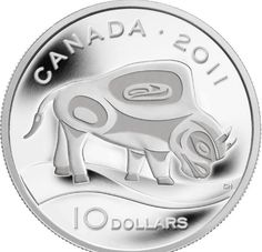 2018 Canada Silver Antelope & Bison Reverse Proof Privy Coins in capsules Mint Coins, Silver Coins, Canadian Coins, Native Canadian, Foreign Coins, Coin Design, Parks Canada, Life Symbol, Coins For Sale