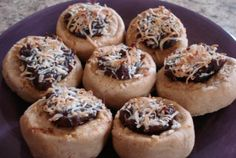 Date Filled Cashew Cookies | VegWeb.com, The World's Largest Collection of Vegetarian Recipes