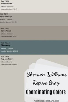 Sherwin Williams Repose Gray 7015 is one of the best gray paint colors out there. - Sherwin Williams Repose Gray 7015 is one of the best gray paint colors out there, This is because o - Sherwin Williams Repose Gray, Sw Repose Gray, Repose Gray Paint, Sherwin Williams Alpaca, Sherwin Williams Amazing Gray, Naval Sherwin Williams, Sherwin Williams White, Agreeable Gray, Farmhouse Paint Colors