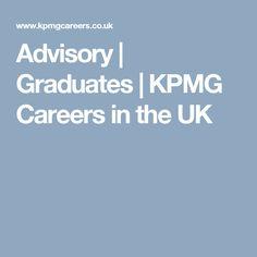 Advisory | Graduates | KPMG Careers in the UK