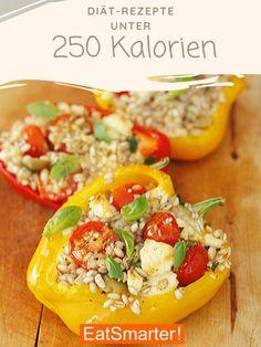 Tägliches Diätmenü mit 500 Kalorien