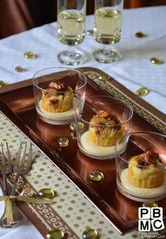 Mise en bouche au Foie gras et Figues avec sa sauce au Sauternes