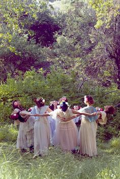 A small ritual done by the Eastland coven. Wiccan, Magick, Witchcraft, Beltane, Art Magique, Wood Nymphs, Witch Aesthetic, Summer Solstice, Divine Feminine