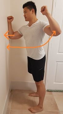 How to fix a Winged Scapula - Posture Direct