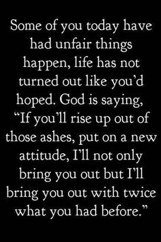 Yes Lord! Thank You Jesus!