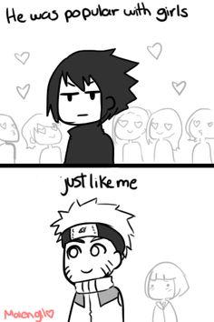 The last part... Adorable! | Naruto >> XD NARUTO you IiI' Iiar xD !