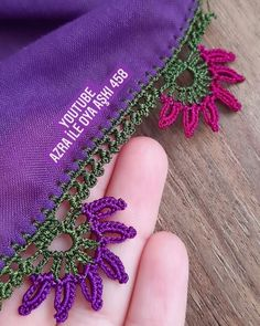 Crochet Flower Tutorial, Crochet Flowers, Baby Knitting Patterns, Brooch, Floral, Instagram, Needlepoint, Crocheted Flowers, Brooches
